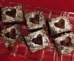 Brownies com Nozes e Avelãs