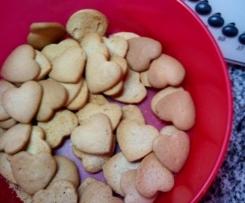 Bolachinhas de Canela, Erva-Doce, Gengibre e Noz Moscada