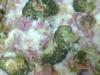 Folhado de Brócolos , Fiambre e Queijo