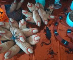 Dedos de Bruxa (sem glúten)