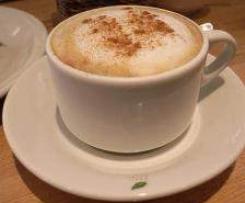 Cappuccino á Italiana
