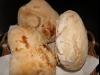 Pão (caseiro) com chouriço