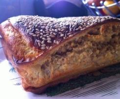 Pão de Farelo de Aveia DUKAN