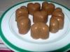 Bombons de chocolate de leite