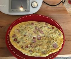 Omelete Limpa Frigorifico