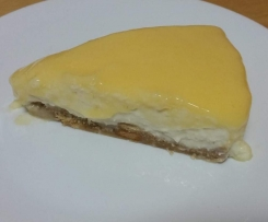 Cheesecake de Coco e Limao