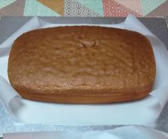 Pão de Ló XL (em tabuleiro)