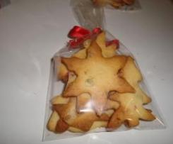Bolachinhas de Natal