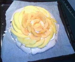 Pavlova de fruta
