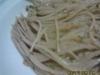 Esparguete,com atum e castanhas