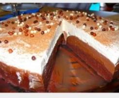 Chocotino (Tarte de capuccino)
