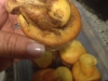 Muffins com Nutella
