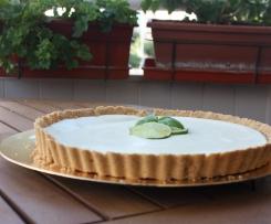tarte de lima - para dias quentes e amantes de Lima!