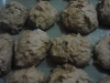 Bolinhos de batata doçe e amêndoas