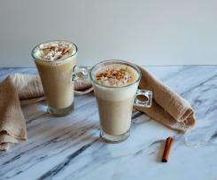 Latte de Abóbora e Especiarias