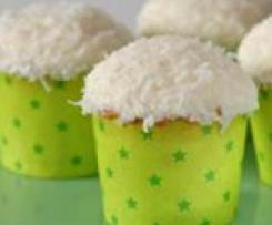 Cupcakes de Côco