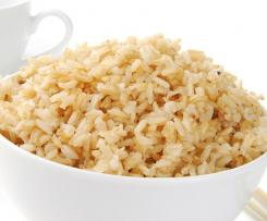 Arroz integral