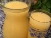 Néctar de Abacaxi, manga e maçã.
