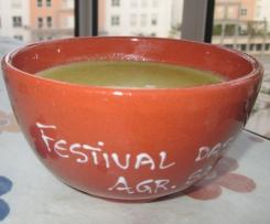 Variante Sopa de Bróculos