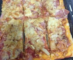 Pizza tipo Pizza hut