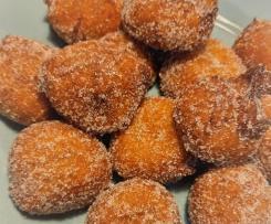 Fritos de Abóbora