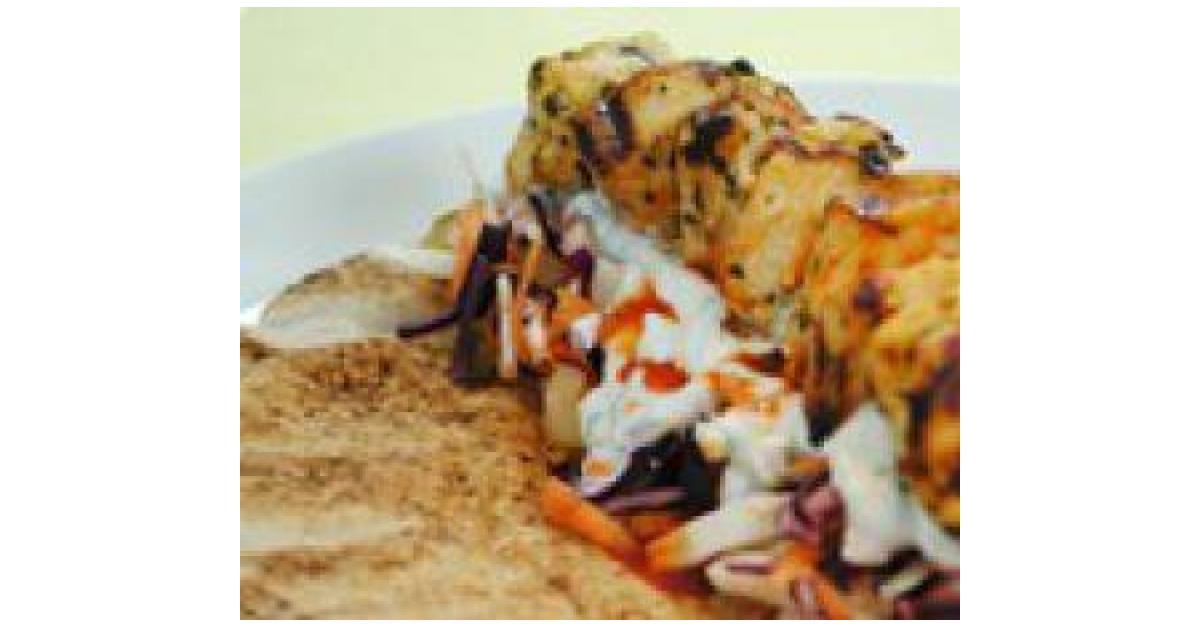 Kebab De Frango Com Salada Crocante De Higcv Receita Bimby Sup Sup Na Categoria Prato Principal Outros Do Www Mundodereceitasbimby Com Pt A Comunidade De Receitas Bimby Sup Sup
