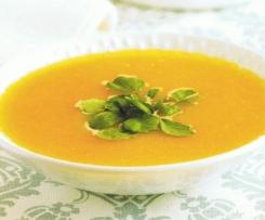 Sopa de Agrião - Bimby