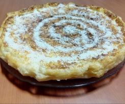 Tarte de Côco