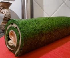 Torta Verde recheada