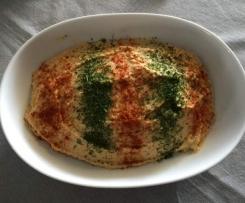 Hummus Vegan (patê de grão)