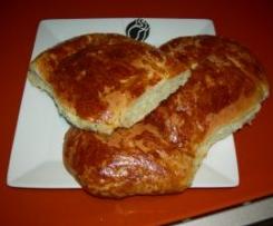 Pão de Alho e Orégãos