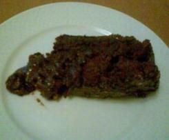 Bolo Chocolate Sencillo