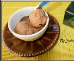 Gelado de after eight