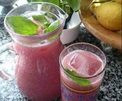 Néctar de melão e morango
