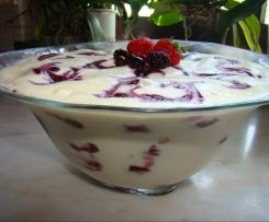 Tiramisu de Frutos Vermelhos