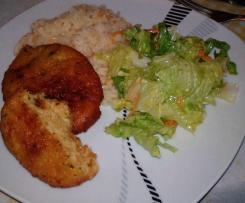 patanisca de frango e cenoura
