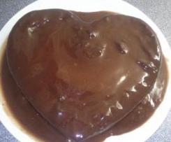 bolo de chocolate no micro ondas