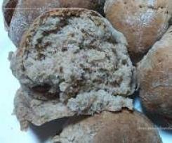 Pão de centeio e sementes