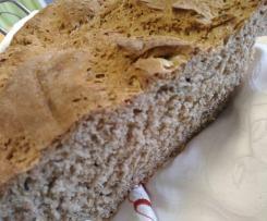 Variante Pão integral com sementes