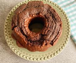 Bolo de Chocolate (Devil's Food Cake)