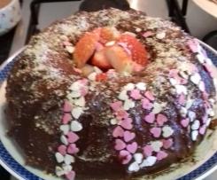 Variante Cobertura ganache chocolate (bolos, biscoitos e queques)