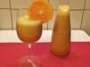 Nectar de fruta - laranja e banana