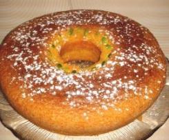 Pão de Ló de lima