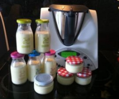 Iogurte de Ananás e Côco