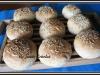 Pão de sementes (meio integral)