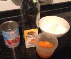 Licor de ovo, (Egg Liqueur, Advocaat, Eierlikör)