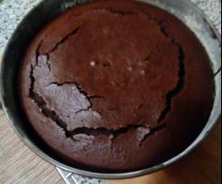 Bolo 3 C's (Chocolate, Cacau e Café)