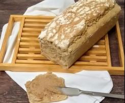 Pão de farinha integral e aveia