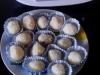 Beijinhos de coco com leite condensado
