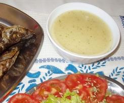 Milho cozido (receita madeirense)
